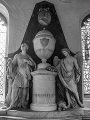 Standly/Bacon monument (badger_beard) Tags: st mary virgin church linton cambs south cambridgeshire cambridge haverhill monument memorial joseph wilton elizabeth bacon peter standly