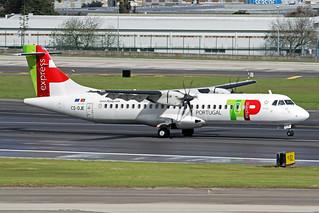 TAP Express (White Airways) ATR 72-600 CS-DJE