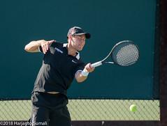 Stanford vs University of Washington 2018 (harjanto sumali) Tags: michaelgenender ncaa pac12 stanford sport tennis