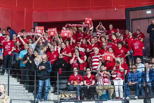 Supporters Elan Chalon - ©JacquesCormareche