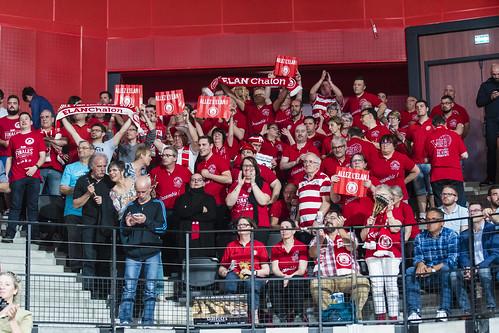 Supporters Elan Chalon - ©JacquesCormareche