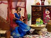 A-Z Challenge 2.0 I - India Inspired (jasminalexandra) Tags: integrity fashion royalty fr az challenge india inspired isha