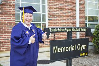Jacob Ryan TTU Graduation