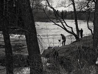 Fishing in Suomi