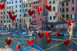 Les coeurs de Camogli  (Camogli hearts)