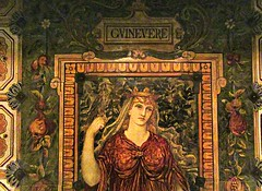 Guinevere (DannyAbe) Tags: guinevere tile fireplace victorian glenview mansion hudsonrivermuseum yonkers legend