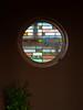 松籟閣 朝日の間 洋風寝室 丸窓 (tepe777) Tags: 松籟閣 stainedglass niigata 長岡 朝日山 ステンドグラス japanese 新潟 nagaoka 越路 朝日酒造 japan