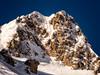 Austrian Alps (hunblende) Tags: alps mountain sunshine landscape nature outdoor winter peaks summit snow rocks