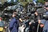 News media (hogtown_blues) Tags: toronto ontario canada highpark pressconference newsmedia journalism cameramen