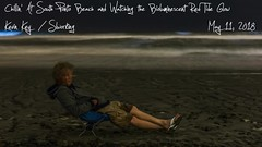 Chillin' On the Beach and Watching the Bioluminescent Red Tide In Southern California Timelapse (slworking2) Tags: encinitas california bioluminescence beach ocean pacific redtide blue night sandiego pacificocean sand relaxed chill timelapse