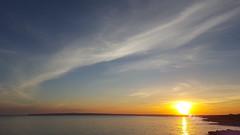 Sunset at Piratabus (Bajeeb) Tags: formentera