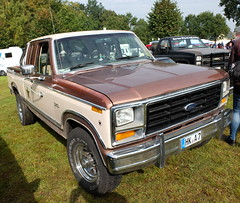 Ford F-250 Pickup (Zappadong) Tags: tostedt 2017 ford f250 pickup zappadong oldtimer youngtimer auto automobile automobil car coche voiture classic classics oldie oldtimertreffen carshow