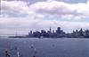 Skyline San Francisco (moacirdsp) Tags: skyline san francisco view from alcatraz island bay california usa 1977