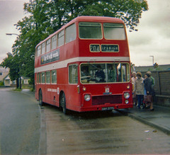 Eastern Counties VR377 (UAH377G) Claydon 1979 (BristolRE2007) Tags: easterncounties ecw easterncoachworks nbc nationalbuscompany suffolk bristolvr