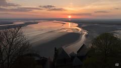 Vue du Mont sur la baie (flo73400) Tags: paysage landscape leverdesoleil aube aurore sunrise