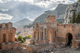 Amphitheater Taormina
