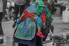 Lào Cai & Sapa VIETNAM _MG_8194 2018_03_03-Edit (catoledo) Tags: 2018 maichau sapa vietnam child children ethnic laocai people trice women ttsapa làocai vn