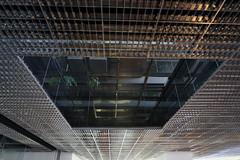 2018-04-FL-183504 (acme london) Tags: aluminium barcelona ceiling fira hotel interior jeannouvel lobby renaissancehotelfira skylight spain