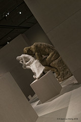 Think twice (Sh1nji) Tags: london uk britishmuseum rodinexhibition thinker sculpture rodin canon 80d sh1nji 5h1nji 2018