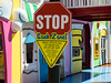 You have been warned (brooklandsspeedway) Tags: woodywoodpecker kidzone curiousgeorge universal orlando florida