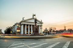Scopri i luoghi più belli della Russia: Volgograd e l'omaggio alla Madre Patria (Cudriec) Tags: cultura madrepatria memorialeaicaduti russia stalingrado storia volgograd