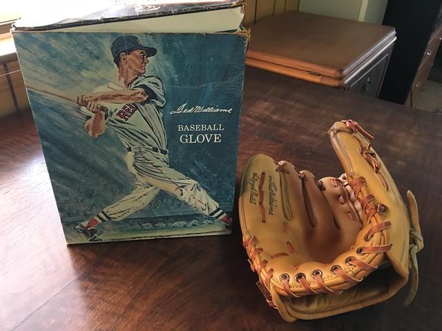 Dad's Baseball Glove