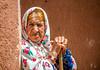 Zoroastrianism woman (Andres Pela) Tags: abyaneh iran asia zoroastrianism portrait retrato town travel world viajar