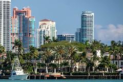 Miami (Lucky Snap) Tags: miami biscaynebay boats water sun fun tropical