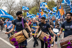 All Under One Banner, Glasgow (05/05/18) (johnawatson) Tags: scoyland independence glasgow politics march demonstration protest canon80d ef2470mmf4lisusm scotland