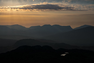 'From The Shadows' - Cnicht, Snowdonia