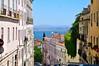 Lisbon : Travessa São Tomé (Pantchoa) Tags: lisbonne portugal travessasãotomé traverse sãotomé ville immeubles fleuve tage maisons appartements rue