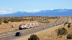 Where's Wile E Coyote? (delticfan) Tags: railrunner santafe newmexico passengertrain nmrx109 mp36ph