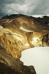 Iceland Adventures ! (Hëllø i'm Wild) Tags: analog film 35mm canonae1 kodakgold200 iceland adventures travel trip nature outdoor hike icelandadventures askja caldeira