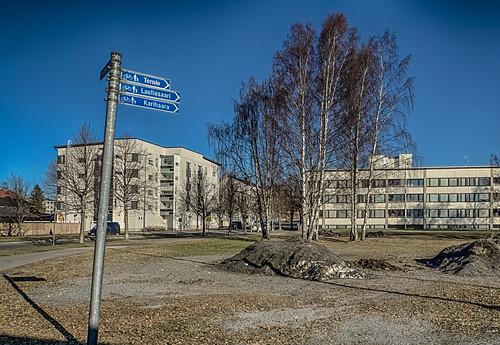 10.5.2018 Torstai Thursday Kemi Lapland Finland