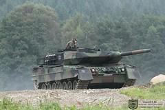 Leopard 2 A6 / Bundeswehr (Combat-Camera-Europe) Tags: bw bundeswehr nato otan natootan armee army militär military heer exercise exercises rheinmetall kmweg kampfpanzer tanks tank panzer