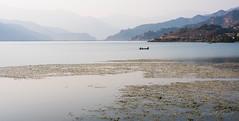 Phewa lake (rfabregat) Tags: pokhara nepal nepalese landscape phewa lake asia travel travelphotography nikon d750 nikond750 nikkorlenses nikkor24120mm