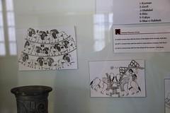 National Museum Tehran 2014 (3)A (edow) Tags: southiran iran cyrus darius persia kerman bam jiroft halil halilriver halilrood konarsandal konar sandal kenar 3rd thirdmillenniumbc bronzeage chlorite conicalvase mythicalcreatures sumerian indus iraq india civilization mesopotamia tabriz tehran nationalmuseumtehran