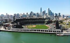 (A Sutanto) Tags: att park san francisco skyline usa america ballpark baseball stadium waterfront mission bay giants sf california ca