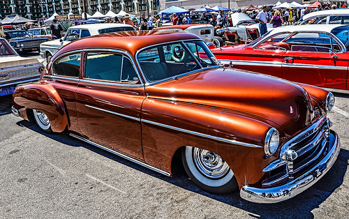 Viva Las Vegas Rockabilly Hot Rodder Car Show A Photo On - Rockabilly car show