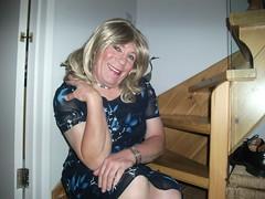 Quiet Evening In (rachel cole 121) Tags: tv transvestite transgendered tgirl crossdresser cd