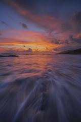 Friday's Flow (tms\) Tags: sunset costa rica seascape ocean pacific santa teresa
