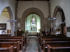 The Aisle St Marys Church Stoughton West Sussex (Meon Valley Photos.) Tags: the aisle st marys church stoughton west sussex ngc