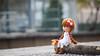 Waiting ~ (MintyP.) Tags: pullip doll poupee groove mio fc fullcusto mintyp ana light greysky photography sonynex