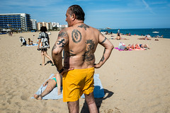 R0010802 (Adam Kwasnicki) Tags: people candid streetphoto streetphotography street spain ricoh gr color