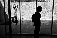 Barcelona Paviljoen / Duits Paviljoen / Barcelona (rob4xs) Tags: barcelona barcelonapaviljoen duitspaviljoen ludwigmiesvanderrohe wereldtentoonstelling 1929 marmer marble dermorgen georgkolbe zw bw monochrome catalonië cataluña catalunya spanje españa spain vakantie holiday favorite architectuur architecture
