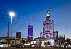 Palace of Culture and Science (Jason K. Scott-Taggart) Tags: 1950s 1955 palaceofcultureandscience poland soviet warsaw architecture deadpool communist joseph stalin