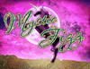Mystic Fizz-LOGO DESIGN © Cody Jacobson-ZEN MOUNTAIN MEDIA all rights reserved (codyjacobson@zenmountainmedia.com) Tags: graphicdesign mystic fizz tarot bohemian unicorn font text gold purple pink moon fantasy metaphysical new age law of attraction business logo card poster graphic tshirt psychedelic art digital photoshop beauty products natural