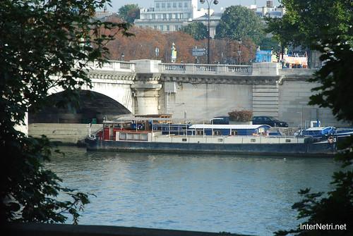 Париж Сена InterNetri  France 104