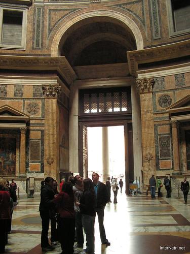 Пантеон, Рим, Італія InterNetri Italy 120