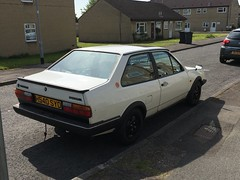 VW Polo 1.3 CL Mk2 (VAGDave) Tags: vw polo mk2 classic derby saloon cl 13 1990